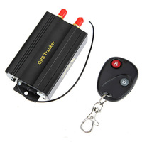 Vehicle GPS/GPRS/SMS System Tracker Device TK103B Remote Control