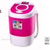 NEW 2013Rongshida xpb40-888 monocular single tub mini washing machine small washing machine belt washing machine Freeshiping