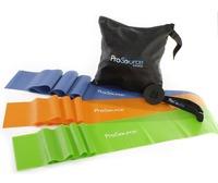 U.S. ProSource Bands latex resistance training rope slimming belt fitness belt tension elastic band