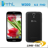 In Stock THL W300 MTK6589T Quad core phone 2GB RAM 32GB ROM 6.5 inch 1920*1080p android 4.2 cell phone 13MP+8MP 3300mAH LT11