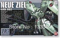 Free shipping 1/144 Bandai Hg UC Mechanics neue-ziel amx-002 Gundam