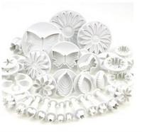 10 set sugar cake mould toiletry kit spring embossed shear modulus baking tools
