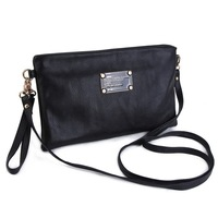 Classic Q Karlie Shoulder all-match Evening bag messenger bag handbag puse black brown white