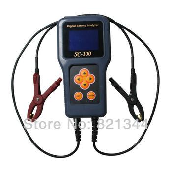 SC100 Master Digital Car Battery Analyzer Tool SC100 Auto Tester
