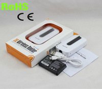free shipping! 3G router sim card Unlocked 3000mAh Power Bank PK Huawei E5331
