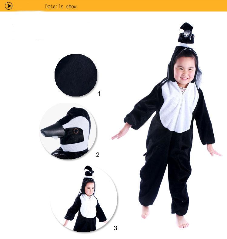 Lovely Penguin Kids Unisex Kids Penguin Costume  sc 1 st  tvnewsclips.info & Kids Penguin Costume - 2018 images u0026 pictures - Childrens Size ...
