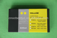 DHL 68% OFF!!! For Epson Stylus Pro 7400 Full Pigment Ink Cartridge