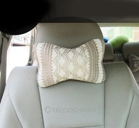 Hot NEW Neck Head Support Rest Sleep Comfort Classic pillow cover Car Travel Cushion 21068