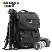 Canvas SLR camera bag Shoulder camera bag Casual Digital SLR Cameras
