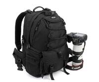 Double-shoulder camera backpac SLR camera bag professional digital camera bags