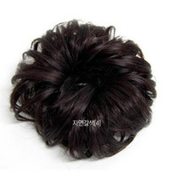 Free shipping Rubber band new circle wig girls fluffy roll meatball head rolls involucres high temperature wire  new 2013  new