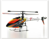 WL V911 single paddle 2.4G 4 channel RC remote control Helicopter NEW Versions 24cm free shipping BNF