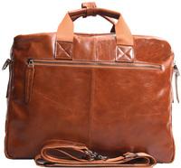 free shipping by EMS!!2013 fashion genuine leather handbag men's bags messenger bag Laptop Briefcase bags shoulder bags 1025