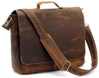 free shipping by EMS!!2013 fashion high quality genuine leather handbag men's bags messenger bag man totes shoulder bags 1062