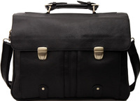 free shipping by EMS!!2013 fashion genuine leather handbag men's bags messenger bag Laptop Briefcase bags shoulder bags 3820