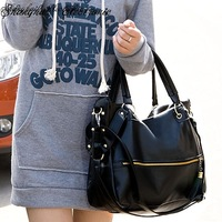 New 2013  women's handbag autumn new arrival fashion vintage casual tassel women messenger bag