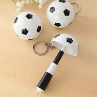 Personalized stationery primary school students in the prize gift football nice pen style ballpoint pen