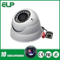 Varifocal 1.0 Megapixel IP Onvif Network Night Vision IP Camera ELP-IP5100VD