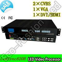 Free Shipping! LedSync820H Led Video Processor