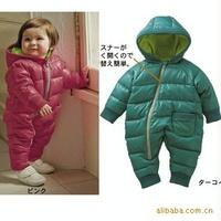 baby winter romper,children winter romper,kids romper,baby clothing