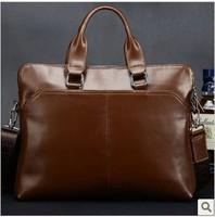 2013 British fashion boutique business casual man bag Messenger bag / shoulder bag hand bag / free shipping