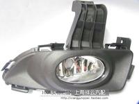 Free Shipping Hot Mazda 3 fog lamp front bumper lights m3 1.6 fog lamp horse refires 3 fog lamp