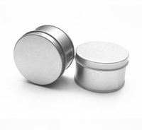 Tinplate Round Tin Box for candy, tea,gift package (D6.5cm*H4cm)
