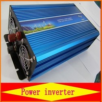2000W Watts Peak Real 2000W 2000 Watts Power Inverter 48V DC to 230V AC for solar panel + Free shipping
