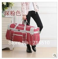 Large capacity handbag brief travel bag luggage super large male women's handbag