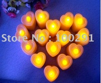 wholesale  popular charming lovely  Button cell operated LED Candle light use in the bar, Christmas Day and other festivals