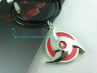Anime Naruto Cosplay Uchiha Itachi Mangekyou-Sharingan Necklace Pendant Key Phone Chain Free Shipping