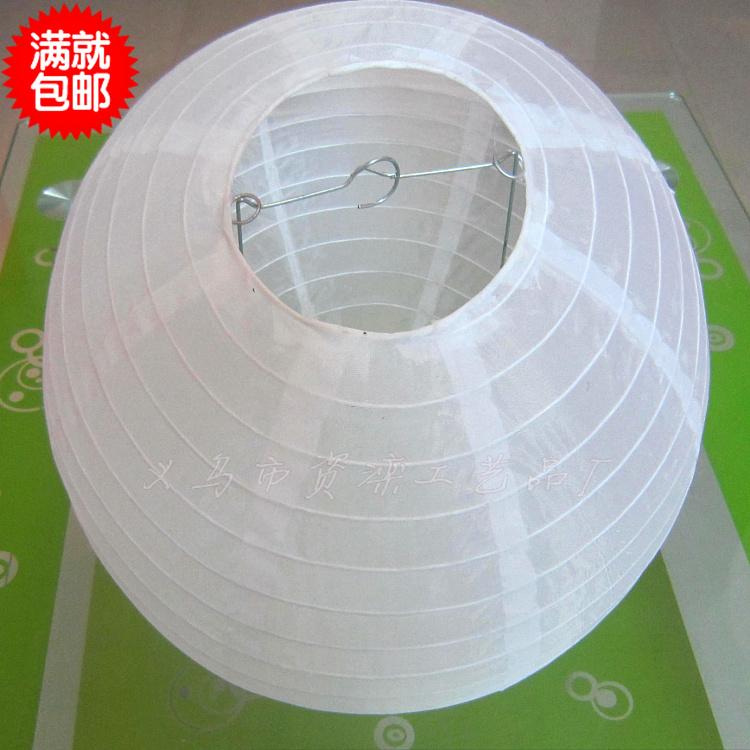 25cm wedding lantern mircofabric waterproof outdoor lamp cover cloth lantern wedding decoration materials(China (Mainland))