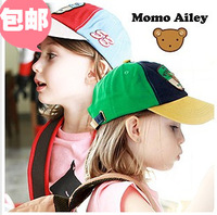 Child hat spring and autumn summer male female child cap child baseball cap sunbonnet