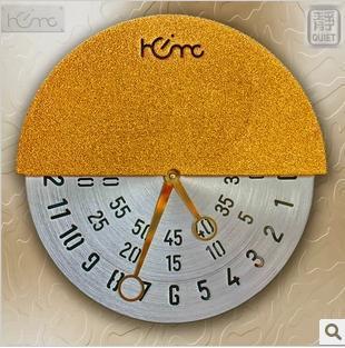 Wall clock modern design