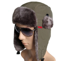 5 Colors Thick Thermal Ski Hat Headgear Winter Outdoor Cycling Ear Caps Windproof Hats for Men & Women