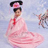 Child costume small cloak christmas