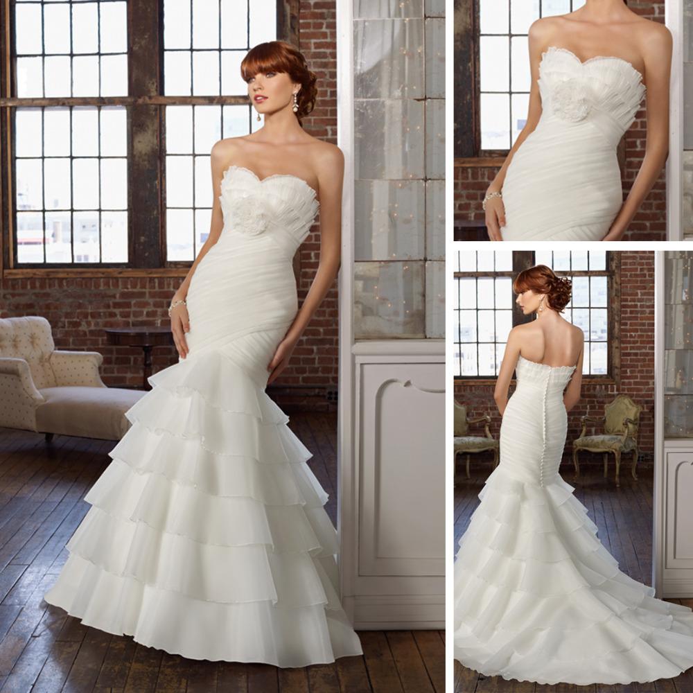 Different Style Wedding Dresses
