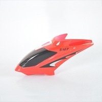 Original SYMA S107 S107G S 107 S107G-01 Head cover(Red) Rc Mini Helicopter Copter Rc Spare Parts Replacement Accessories