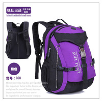 Free shipping 30L man and women climbing bag Outdoor Sports Backpack Camping Hiking bag with rain cover 347