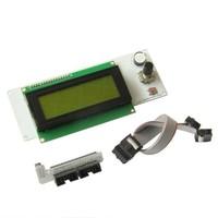 Reprap smart RAMPS1.4 LCD2004 display controller with adapter,Mendel,Prusa