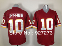 Wholesale Cheap American Football Jersey #10 Baylor Bears Robert Griffin iii Jerseys M-3XL Free Shipping Red Yellow White Black