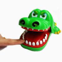 Ben Cheung genuine boxed crazy crocodile pulling teeth to bite finger toys crocodile large crocodile classic crocodile
