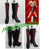 Spike PSP Dangan-Ronpa Junko Boots Cosplay Made