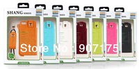 Free Shipping New Arrival KASHIDUN High-end & Fashion Leather Case For iPhone 5 5S