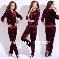 High quality new 2014 Autumn-summer hoodies clothing sweatshirt suits for women winter coat women tracksuits  XXXL  4XL