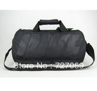 Free Shipping Fashion Cylinder Sports Bag Shoulder Portable Outdoor Fitness Men And Women's Messenger Bags