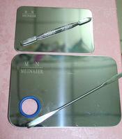 Stainless steel foundation palette plate knife transfer rod Palette universal knife