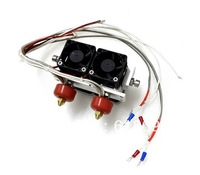 0.4 mm 0.4mm Nozzle Extruder Print Dual Head Double Head for 3D Printer