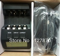 Top-Quality !Intelligent Charger-measuring resistance Charger-Black LCD BM200 5 7AKKU Battery Intelligent Charger
