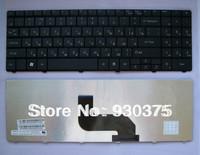Black New RU/Russian Laptop Keyboard for Gateway NV52  NV53  NV54,MP-07F33SU-4424H